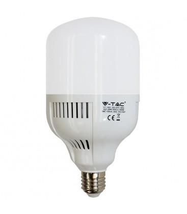 V-Tac 40W LED kolbe pære - A80, 3600 lm, E27