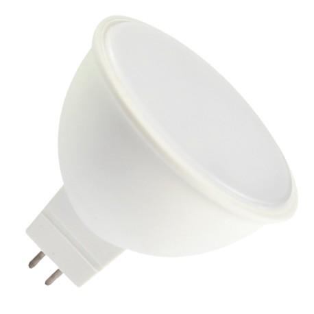 V-Tac FROST7 LED spotpære - 7W, 12V, MR16 / GU5.3