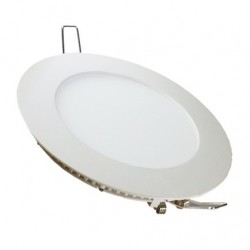 Downlights V-Tac 24W LED panel downlight - Hull: Ø28 cm, Mål: Ø30 cm, 230V