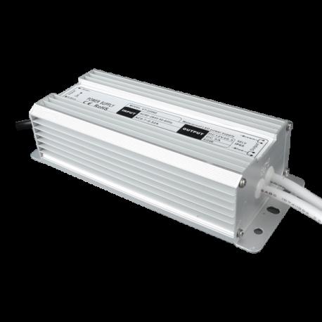 V-Tac 60W Vanntett strømforsyning - IP65, 12V, 5A