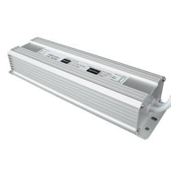 Transformator V-Tac 120W strømforsyning - 12V DC, 10A, IP65 vanntett