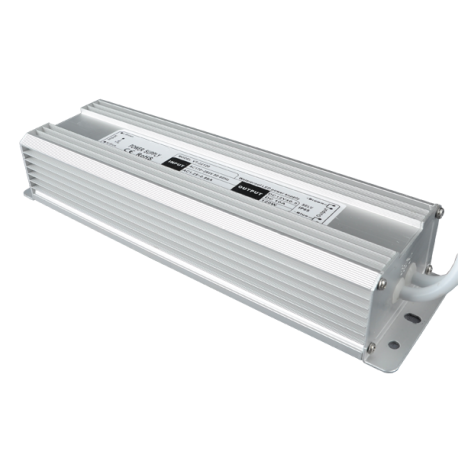 V-Tac 120W strømforsyning - 12V DC, 10A, IP65 vanntett