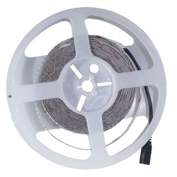 12V V-Tac 18W/m LED strip høy lumen - 5m, IP21, 240LED