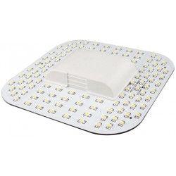 2D kompakt lysrør 12W 2D LED - 2D sokkel, GR10q 4pin, varm hvit