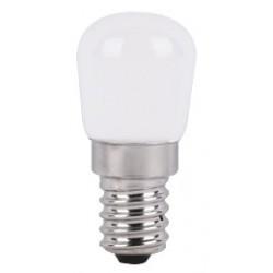 2W LED pære - Dimbar, ST26, E14