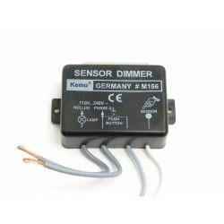 Kemo M156 touch lysdimmer - 200W, impulsfjær eller sensor