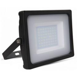 Lyskastere Restsalg: V-Tac 50W LED Flomlys - Ny modell, Tynn, utendørs
