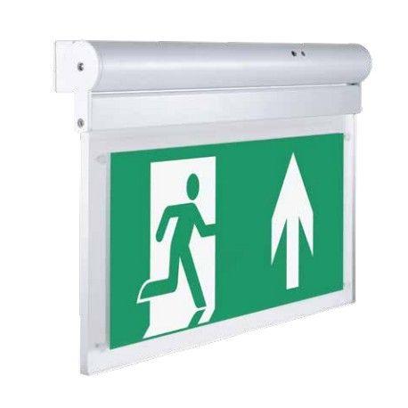 V-Tac vegg/ taklampe LED exit skilt - 2W, 160 lumens