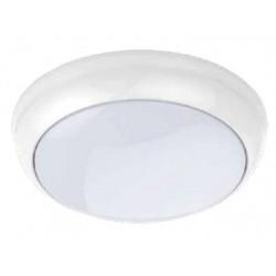 Taklamper V-Tac 8W LED taklampe - IP65, neytral hvit