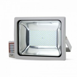 V-Tac LED Lyskaster 50W RGB - Med fjernkontroll, utendørs