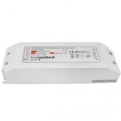 Store paneler 48W Triac dimbar driver til Ø60 LED Lampe - Triac dimbar