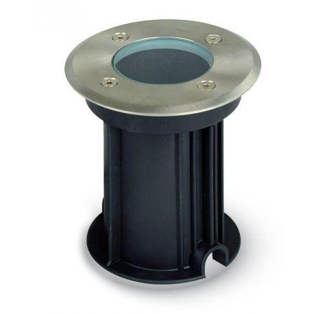 V-Tac uplight i rustfritt stål - GU10 fatning