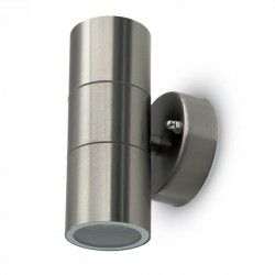 Vegglamper V-Tac vegglampe med opp/ned lys - IP44 utendørs, GU10 fatning, uten lyskilde