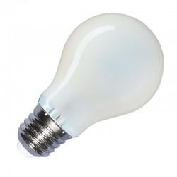 E27 vanlig LED V-Tac 6W LED pære - Karbon filamenter, mattert A60, E27
