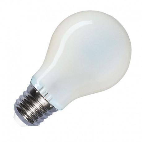 V-Tac 6W LED pære - Karbon filamenter, mattert A60, E27