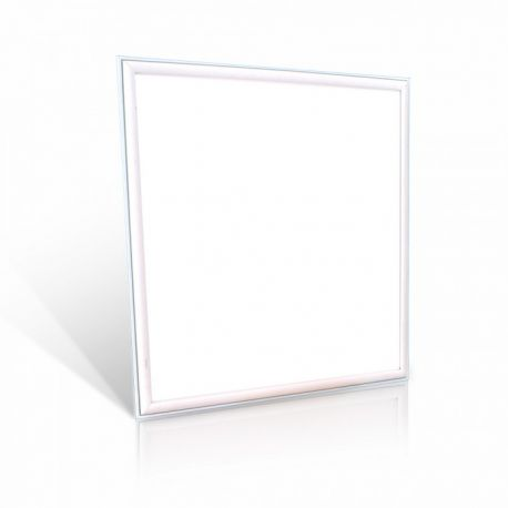 V-Tac LED Panel 60x60 - 45W, 3600 lumen, hvit kant