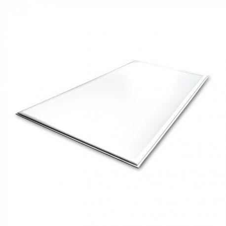 V-Tac LED Panel 120x60 - 72W, 5700 lumen, hvit kant