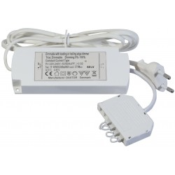 Daxtor Easy 2-place dimbar driver - hvit