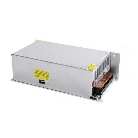 600W strømforsyning - 24V DC, 25A, IP20 innendørs