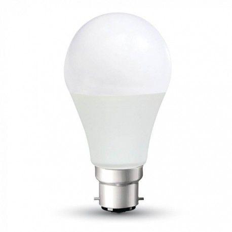 V-Tac 15W LED pære - Kraftig pære, A65, B22