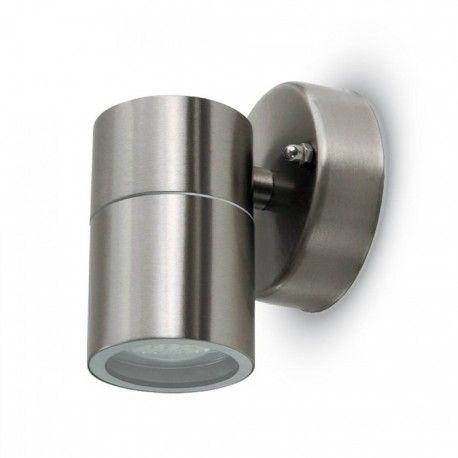 V-Tac vegglampe - IP44 utendørs, GU10 fatning, uten lyskilde