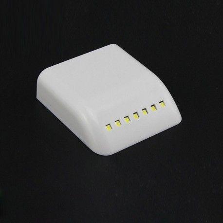 LED skapslampe - Med batteri, sensor slår automatisk av
