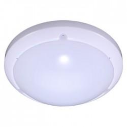 V-Tac lampe med integrert LED og sensor - Mikrobølge sensor, IP54, 17W