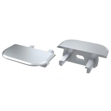 Ender for aluminiumsprofiler Type Z - 2 stk