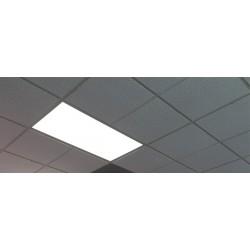 Store paneler 120x30 29W LED panel - 3600lm, hvit kant