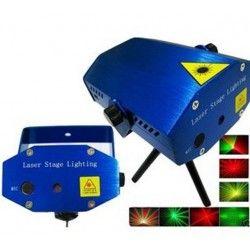 Laserpointer Disco Laser - rød og grøn