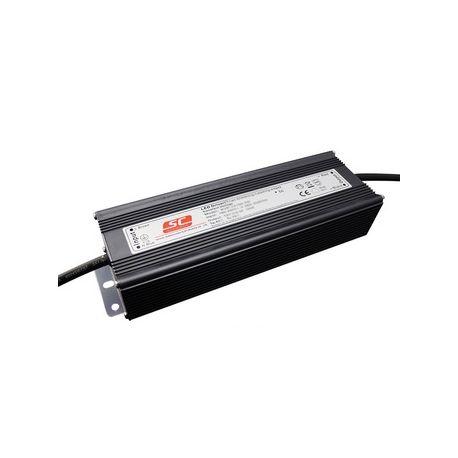 50W dimbar strømforsyning - 12V DC, 4,1A, IP67 vanntett