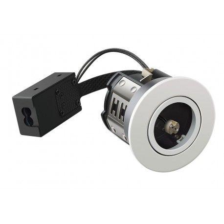 LEDlife Inno88 - MR16, matt hvit, IP44, direkte i isolasjon