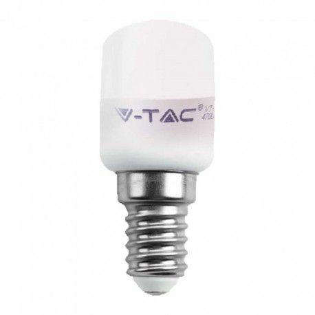V-Tac 2W LED pære - Samsung LED chip, kjøleskapspære, E14
