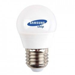 V-Tac 4,5W LED kronepære - Samsung LED chip, G45, E27