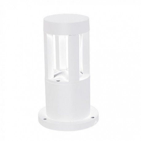 V-Tac 10W LED hage lampe - Hvit, 25 cm, IP65, 230V