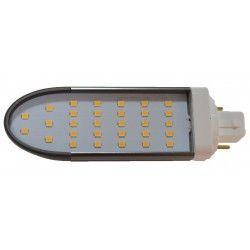G24Q (4 pinner) LEDlife G24Q-DIRECT8 LED pære - HF ballast kompatibel, 120°, 8W