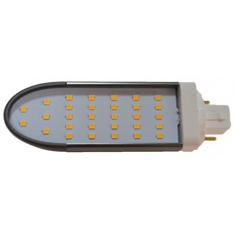 LEDlife G24Q-DIRECT11 LED pære - HF ballast kompatibel, 120°, 11W