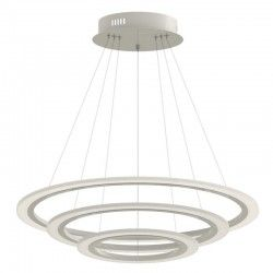 LED pendel V-Tac 70W dimbar lysekrone med 3 ringen - Soft lys, Ø60cm