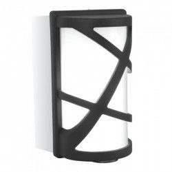 Lamper V-Tac svart vegglampe - IP54 utendørs, E27 fatning, uten lyskilde