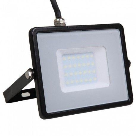V-Tac 30W LED lyskaster - Samsung LED chip, arbeidslampe, utendørs