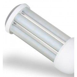 G24Q (4 pinner) GX24Q LED pære - 18W, 360°, mattert
