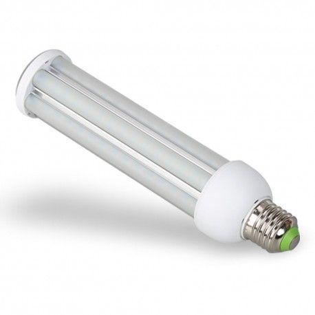 E27 LED pære - 30W, 360°, mattert