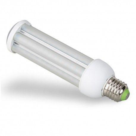 E27 LED pære - 13W, 360°, mattert