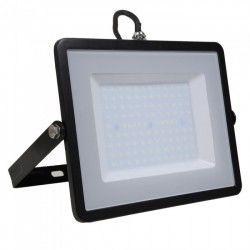 Flomlys V-Tac 100W LED lyskaster - Samsung LED chip, arbeidslampe, utendørs
