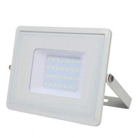 V-Tac 20W LED lyskaster - Samsung LED chip, arbeidslampe, utendørs