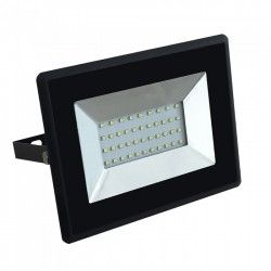Flomlys V-Tac 30W LED lyskaster - Arbeidslampe, utendørs