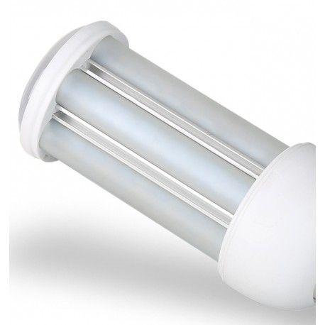 GX24D LED pære - 13W, 360°, mattert