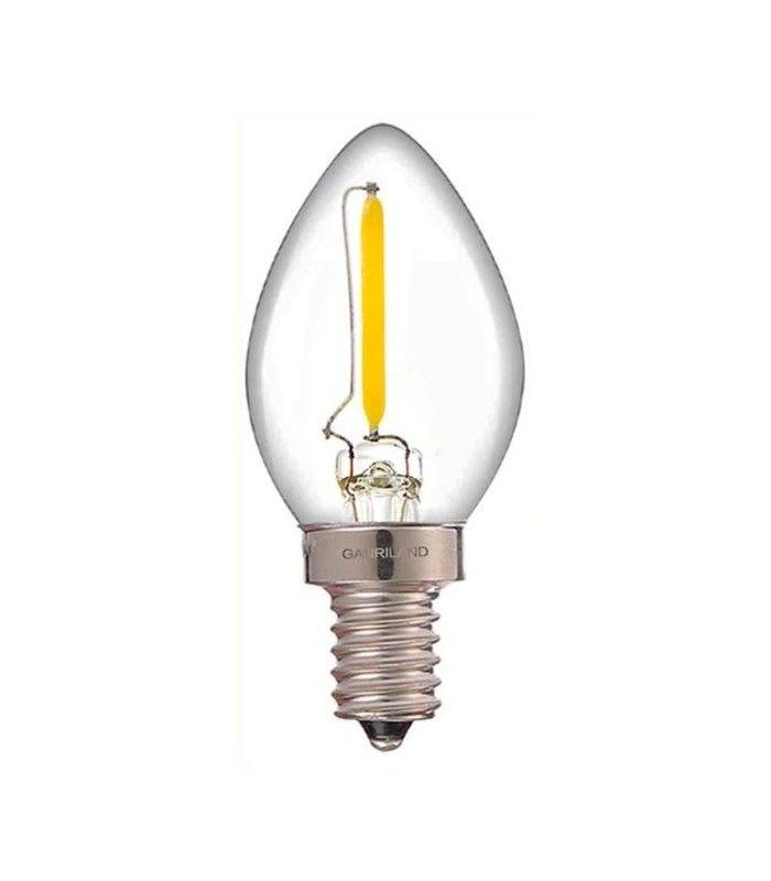 LEDlife 0,5W mini pære Dimbar, 230V, E14 LEDLyskilder.no