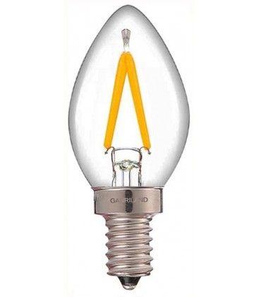 LEDlife 1W mini pære - Dimbar, 230V, E14