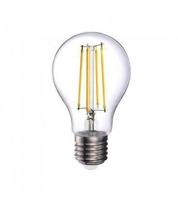 V-Tac 12,5W LED pære - Karbon filamenter, A70, E27
